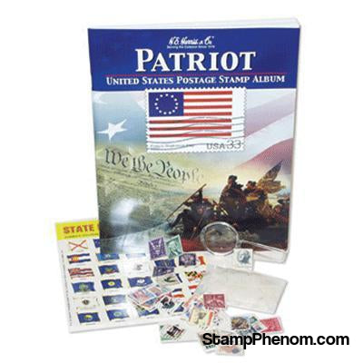 Patriot Kit-Stamp Kits-HE Harris & Co-StampPhenom