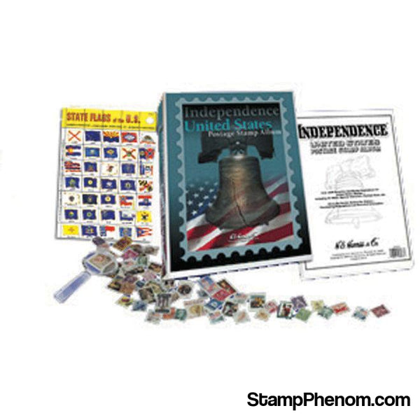 Independence Kit-Stamp Kits-HE Harris & Co-StampPhenom