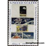 United States Fun and Knowledge Packet-Stamp Packets-HE Harris & Co-StampPhenom
