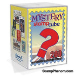 Worldwide Mystery Stamp Cube-Stamp Packets-HE Harris & Co-StampPhenom