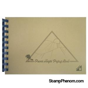 The Original Desert Magic Drying Book-Stamp Tools & Accessories-Showgard-StampPhenom