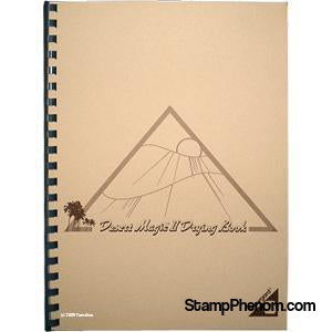 Desert Magic II Drying Book-Stamp Tools & Accessories-Showgard-StampPhenom