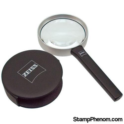 Zeiss 3x VisuLook Classic Aspheric Hand Magnifier: 12D-AR Coating-Loupes and Magnifiers-Zeiss-StampPhenom