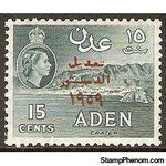 Aden 1959 Introduction of a Revised Constitution-Stamps-Aden-Mint-StampPhenom