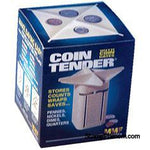 Coin Tender - Wraps 1c-25c-Coin Wrappers & Tools-MMF-StampPhenom