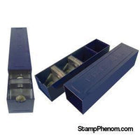 Sliding Blue Box File-Safe-Plastic Boxes-File-Safe-StampPhenom