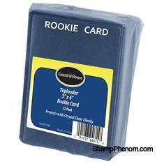 Rookie Card Toploader - 3x4-Toploaders-Guardhouse-StampPhenom