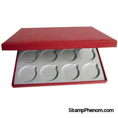 Australian 1 oz Silver Lunar II Set-Display Boxes for Round Coin Holders-OEM-StampPhenom