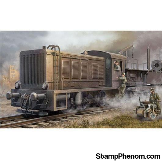 Trumpeter - German WR 360 C12 Locomotive 1:35-Model Kits-Trumpeter-StampPhenom