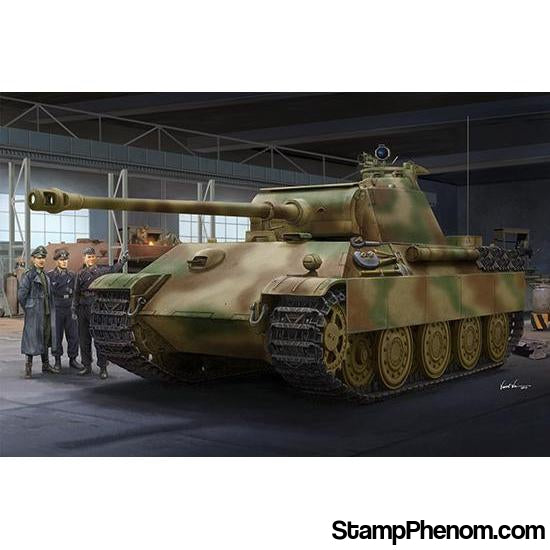 Trumpeter - German Sd.Kfz.171 Panther Ausf.G - Late Version 1:16-Model Kits-Trumpeter-StampPhenom