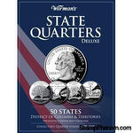 State Quarters Deluxe-Coin Albums & Folders-Warmans-StampPhenom