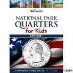 National Park Quarters for Kids-Coin Albums & Folders-Warmans-StampPhenom