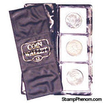1940 12 Pocket Coin Wallet-Coin Wallets-HE Harris & Co-StampPhenom