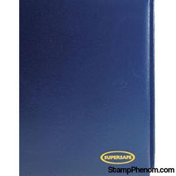 Deluxe Currency Album with 20 Pages Supersafe-Slab and Currency Albums-Supersafe-StampPhenom