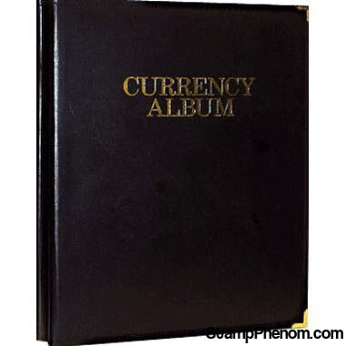 HE Harris Deluxe Currency Album - Modern Notes-Slab and Currency Albums-HE Harris & Co-StampPhenom