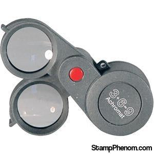 3x6 9 Precision Folding Magnifier | Eschenbach-Loupes and Magnifiers-Eschenbach-StampPhenom