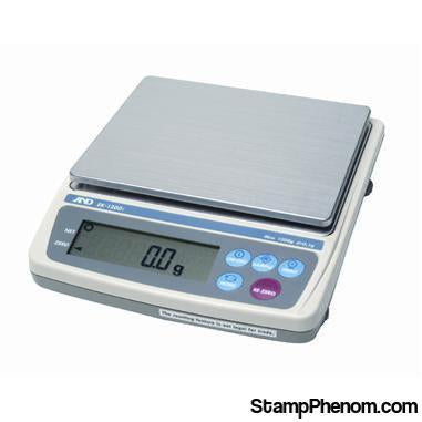 Legal for Trade Compact Balance - EK-1200i (NTEP Class II)-Weighing Scales-Trade Scale-StampPhenom