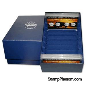 3x5 Frosty Case Storage Box-Boxes-Whitman-StampPhenom