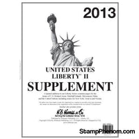 Liberty II Supplement 2013-Albums-HE Harris & Co-StampPhenom