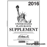2016 Plate Block Supplement-Album Supplements-HE Harris & Co-StampPhenom