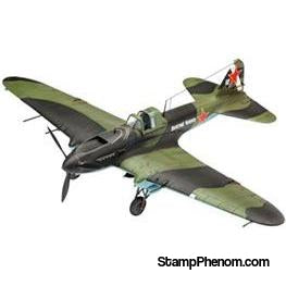 Revell Germany - Il-2 Stormovik 1:48-Model Kits-Revell Germany-StampPhenom
