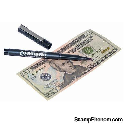 Counterfeit Detector Pen-Paper Money Counterfeit Detectors-MMF-StampPhenom