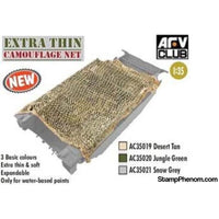 AFV Club - Camouflage Net Jungle Green 1:35-Model Kits-AFV Club-StampPhenom