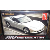 AMT - '12 Corvette Coupe 1:25-Model Kits-AMT-StampPhenom
