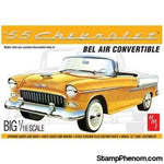 AMT - 1955 Chevy Bel Air Convertible 1:16-Model Kits-AMT-StampPhenom