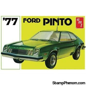 AMT - 1977 Ford Pinto 1:25-Model Kits-AMT-StampPhenom