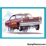 AMT - '67 Mercury Cyclone Eliminator 1:25-Model Kits-AMT-StampPhenom