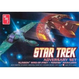 AMT - Star Trek Cadet Series 1:2500 Scale Model Kit 3-Pack-Model Kits-AMT-StampPhenom