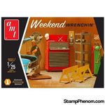 AMT - Weekend Wrenchin' 1:25-Model Kits-AMT-StampPhenom
