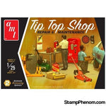 AMT - Tip Top Shop Repair & Maintenance 1:25-Model Kits-AMT-StampPhenom
