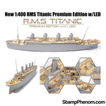 Academy - RMS Titanic Premium Edition with LED 1:400-Model Kits-Academy-StampPhenom