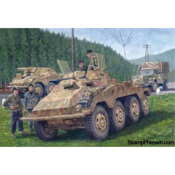 Dragon - Sd.Kfz.231/1 Panzerspahwagen-Model Kits-Dragon-StampPhenom