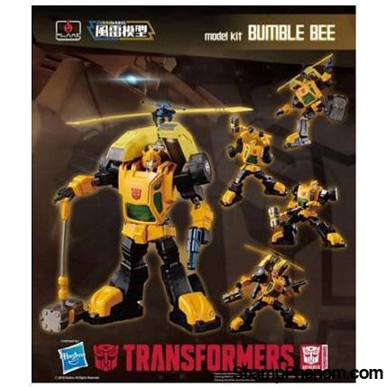 Flame Toys - Bumble Bee Transformer-Model Kits-Flame Toys-StampPhenom
