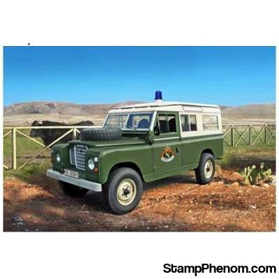 "Italeri - Land Rover Series III 109 ""Guardia Civil"" 1:35-Model Kits-Italeri-StampPhenom"