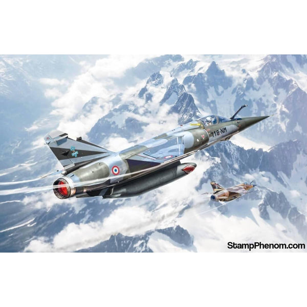 "Italeri - Mirage F‐1 CT/CR ""SE"" 1:48-Model Kits-Italeri-StampPhenom"