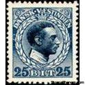 Danish West Indies 1915 King Christian X-Stamps-Danish West Indies-Mint-StampPhenom