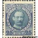 Danish West Indies 1907 King Friedrich VIII-Stamps-Danish West Indies-Mint-StampPhenom