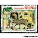 Dominica 1981 Christmas-Stamps-Dominica-Mint-StampPhenom