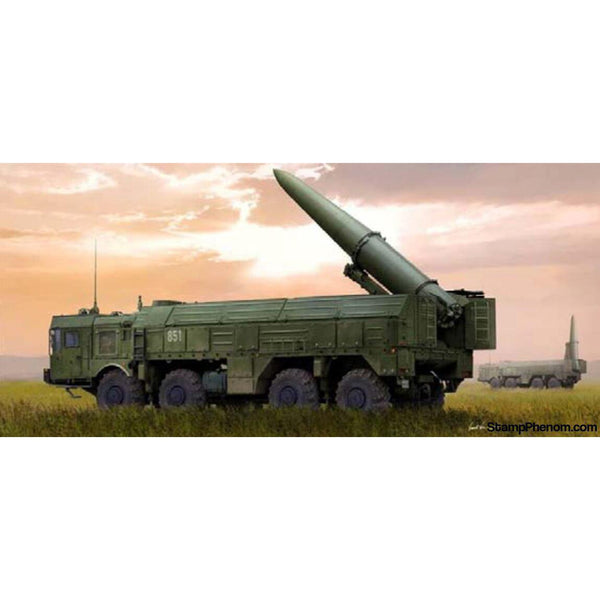 Trumpeter - Russian 9P78-1 TEL for 9K720 Iskander-M Rocket Launch System (SS-26 Stone) 1:35-Model Kits-Trumpeter-StampPhenom