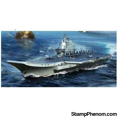 Trumpeter - PLA Chinese Navy Type 002 1:700-Model Kits-Trumpeter-StampPhenom