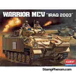 Academy - Warrior Mcv Iraq 2003 1:35-Model Kits-Academy-StampPhenom