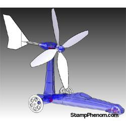 Academy - Wind Powered Car Education Kit-Model Kits-Academy-StampPhenom