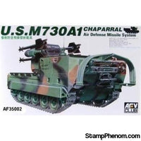 AFV Club - US M730A1 Chaparral 1:35-Model Kits-AFV Club-StampPhenom