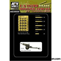 AFV Club - M-4A3E8 HVSS Wheels & Suspension 1:35-Model Kits-AFV Club-StampPhenom