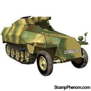 AFV Club - Sd.Kfz.251D/9 W/75mm 1:35-Model Kits-AFV Club-StampPhenom