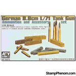 AFV Club - 8.8cm L/71 Ammo with Accessories 1:35-Model Kits-AFV Club-StampPhenom